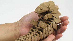 Featured image of Save the Pangolin with a 3D Printed Pangolin