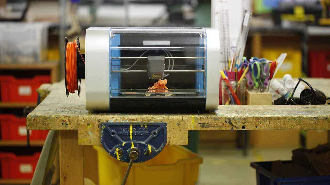 Featured image of CEL RoboxDual 3D Printer Review: Dual Extrusion Redefined