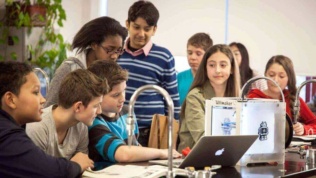 Nine out of Ten Teachers Restrict Access to 3D Printers | All3DP