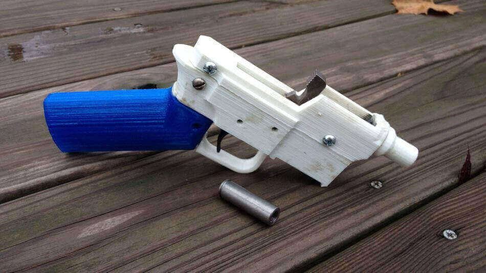 D Printed Gun Report All You Need To Know AllDP - Invoice sample word document gun store online