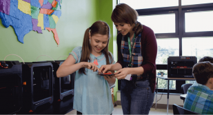 Featured image of New MakerBot Educators Program to Empower Teachers