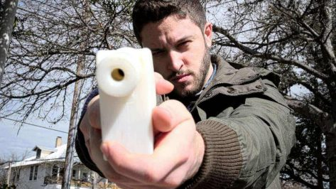Featured image of 2018 3D Printed Gun Report – All You Need to Know