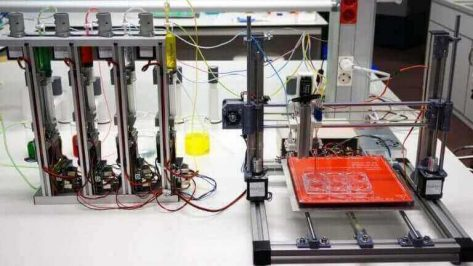 Featured image of Scientists Develop a 3D Bioprinter that Prints Human Skin