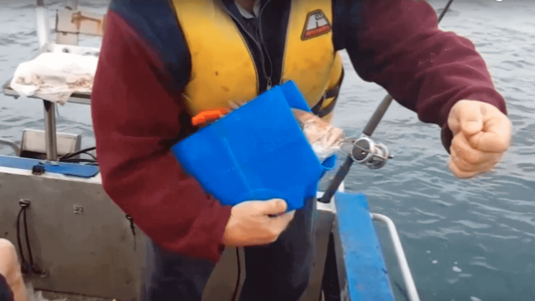 KeepaFish Scoop Can Save the Lives of Many Fish | All3DP