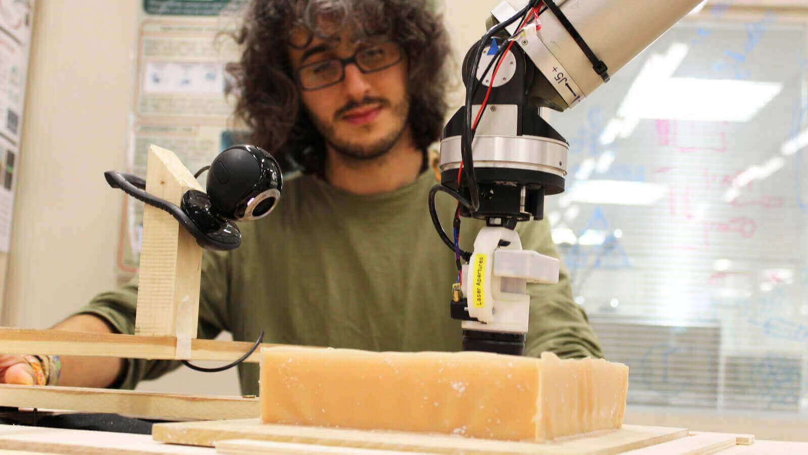 TacTip Wins Harvard International Soft Robotics Competition | All3DP