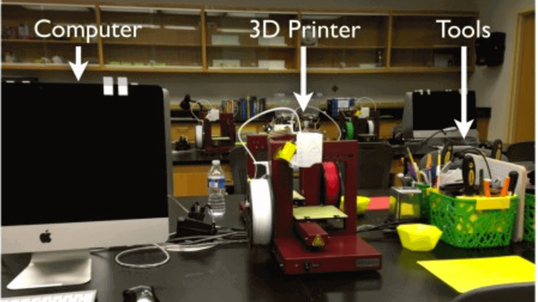 JMU 3SPACE: the First College-Level 3D Printing Classroom in the USA | All3DP