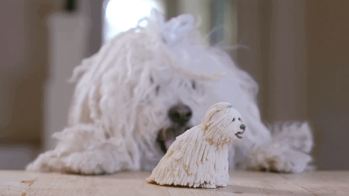 Mark Zuckerberg's Dog Receives 3D Printed Mini-Me Birthday Present | All3DP