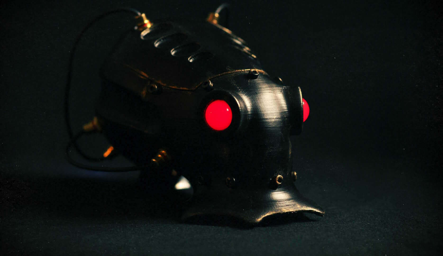 3D Printed Cyber Octopuses Star in Retro-Future Sci-Fi Movie | All3DP
