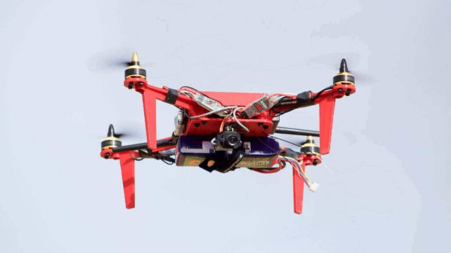 Featured image of Army Research Lab 3D Prints Mission-Specific Military Drones in 24 Hours