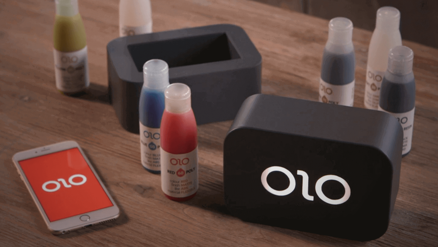Smartphone 3D Printer ONO Releases Demo Video Ahead of Shipping | All3DP