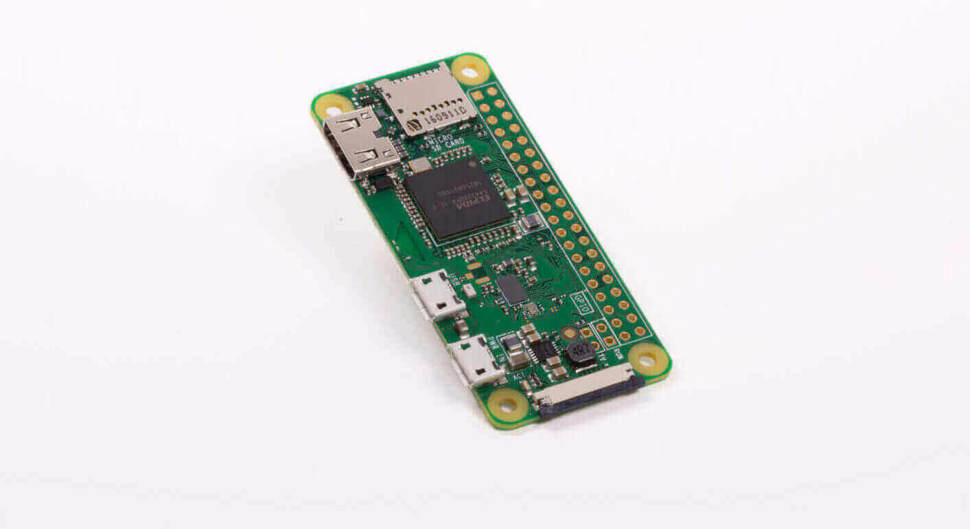 "New ""Raspberry Pi Zero W"" Adds Wifi and Bluetooth for $10 