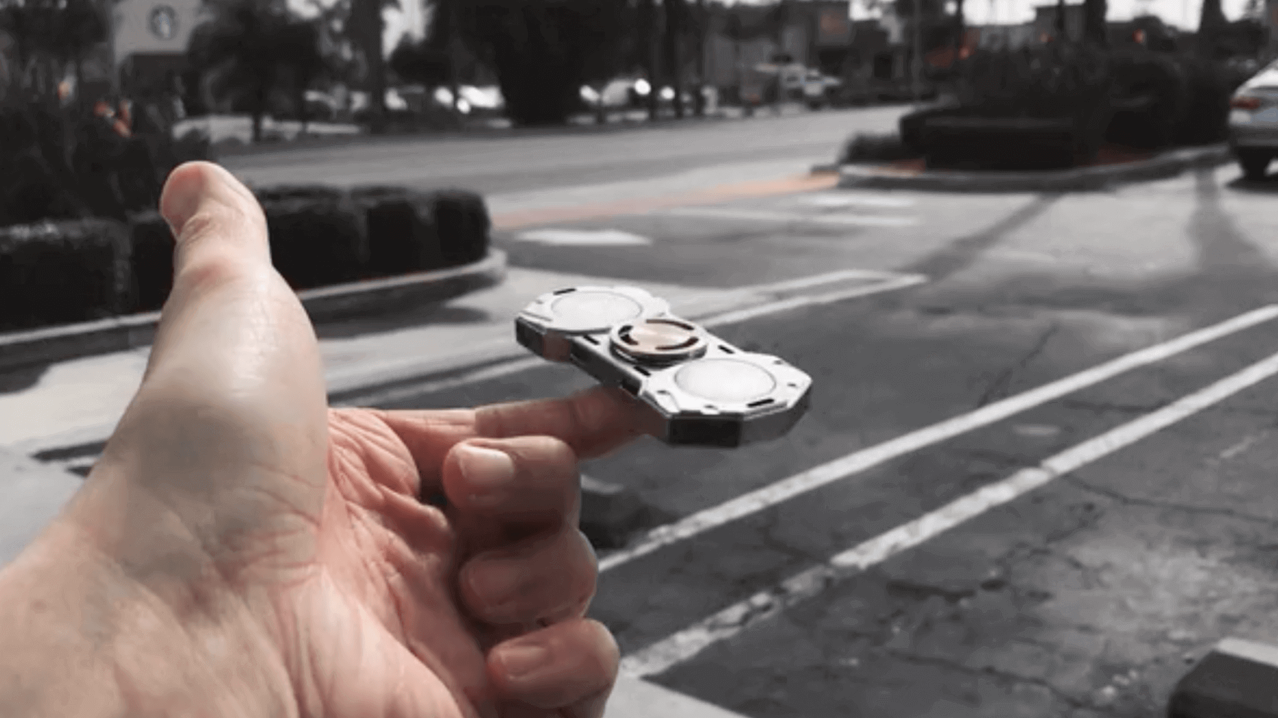 3D Printed Fidget Spinners Are the Newest Craze on Kickstarter | All3DP