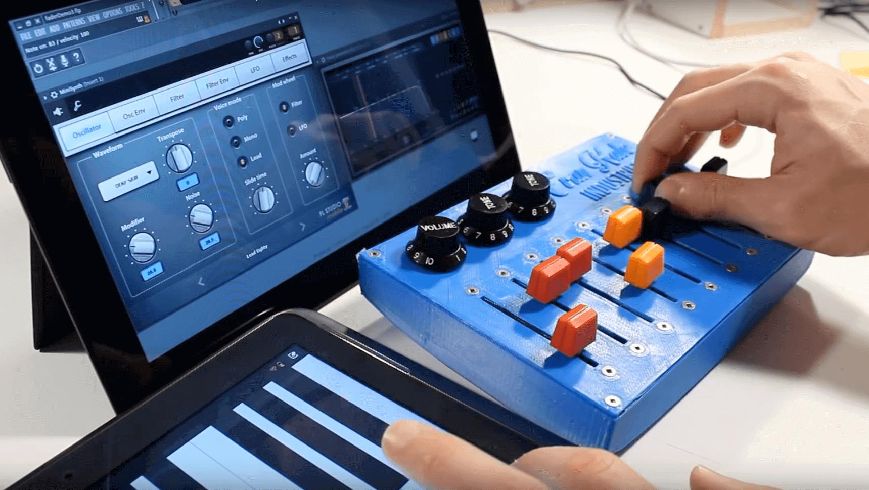 3D Print your DIY MIDI Controller | All3DP