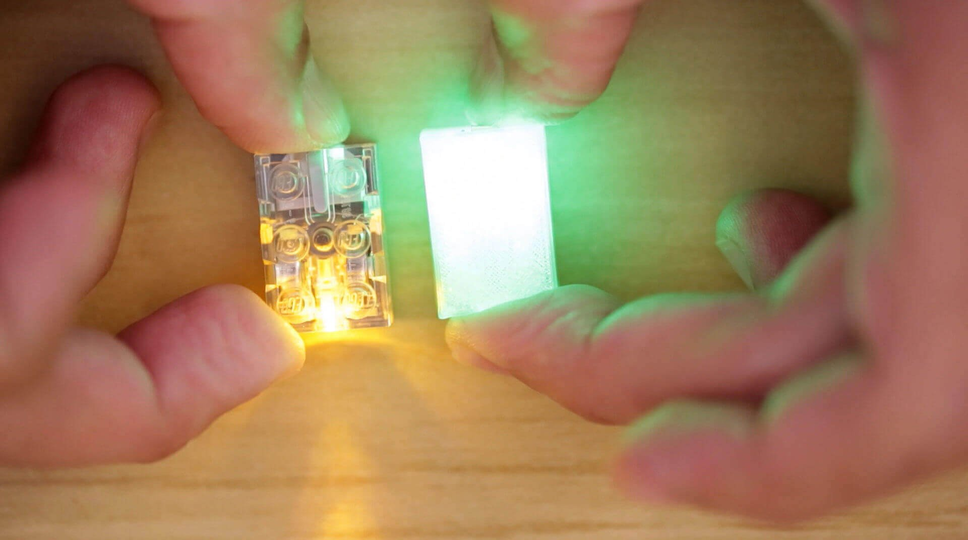 These 3D Printed DIY LEGO LED Bricks Are Totes Amazeballs | All3DP