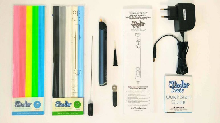 Image of 3Doodler Review: The Looooong Read