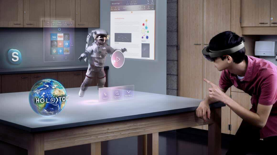 Show Your Augmented Reality Creations With HoloLens Spectator View | All3DP