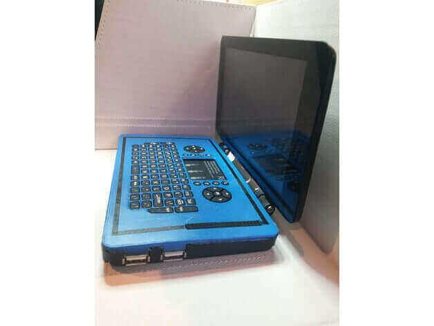 raspberri pi laptop
