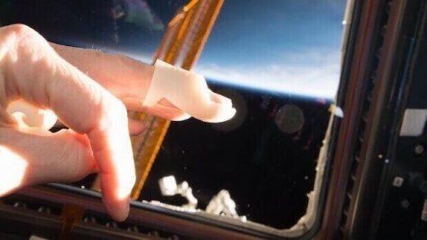 Featured image of Astronauts 3D Printed First Medical Supplies on the ISS