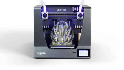 Featured image of BCN3D Technologies Announce New Sigma R17 3D Printer