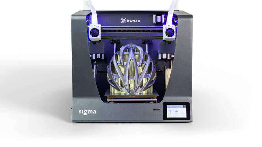 BCN3D Technologies Announce New Sigma R17 3D Printer | All3DP