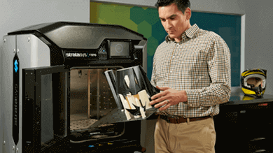 Stratasys F123 Series Offers Professional Quality 3D Prints For Your Office | All3DP