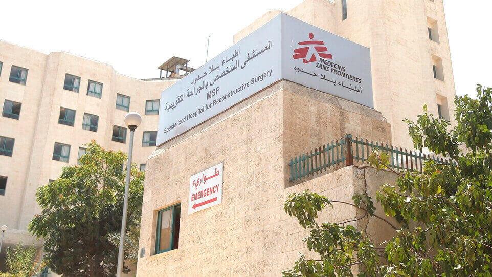 Médecins Sans Frontières to 3D Print Prostheses in Jordan | All3DP