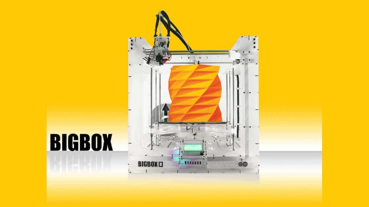 Featured image of E3D Ends Production and Sales of BigBox 3D Printer