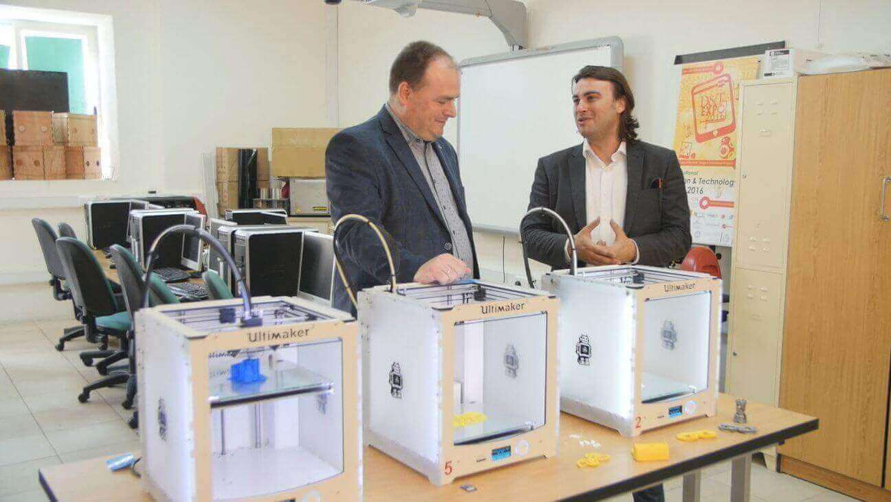 Malta Invests in 3D Printers for Schools Nationwide | All3DP
