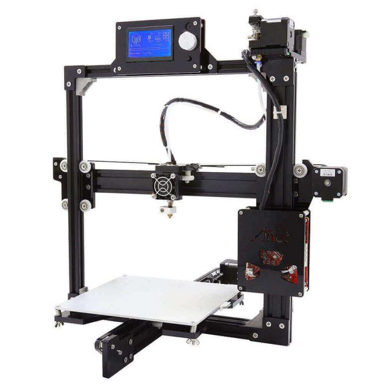 Image of Impresora 3D casera/Kit de impresora 3D: Anet A2