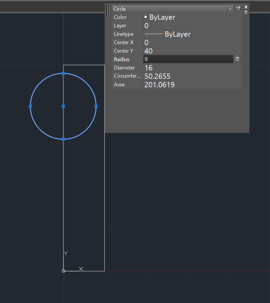 Edit a sketch AutoCAD