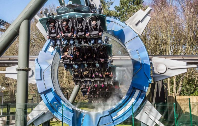 Image of Best VR Roller Coaster Rides: Galactica
