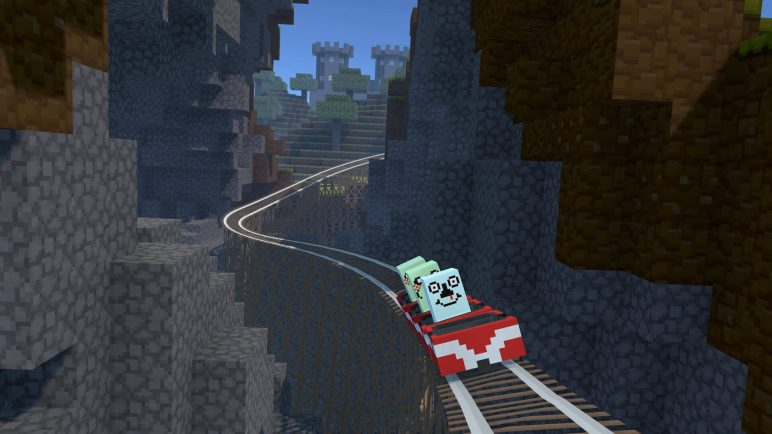 Image of Best VR Roller Coaster Rides: Chunks