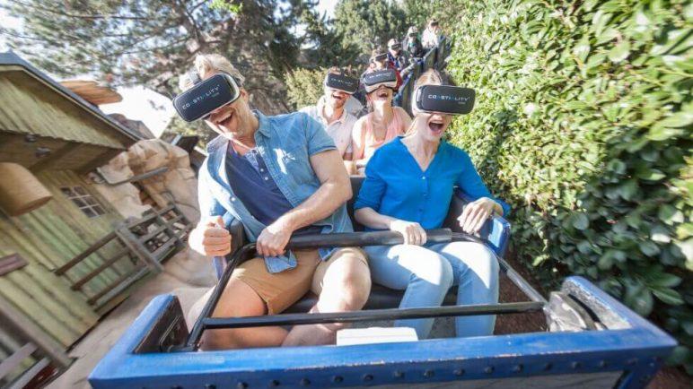Image of Best VR Roller Coaster Rides: Alpenexpress Coastiality
