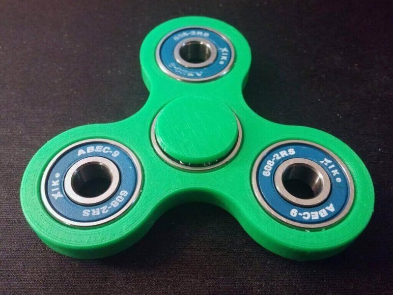 Image Of Best Printed Fidget Spinners Ball Bearing Spinner Toy