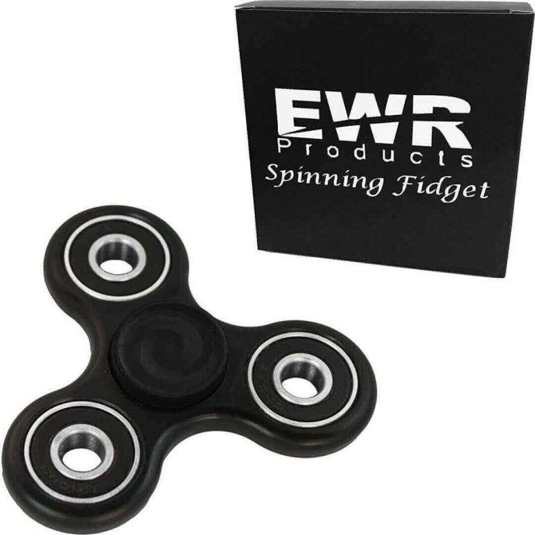Image of Best Fidget Spinner Toys to Buy or DIY: EWR Spinner Fidget Toy