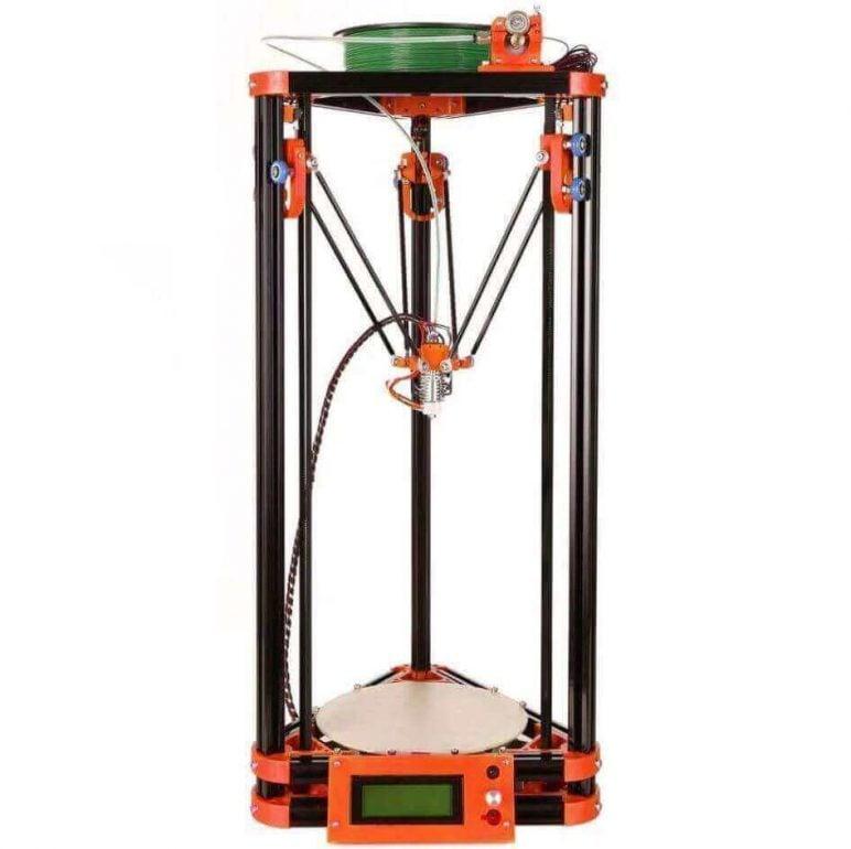 Image of 3D Printer Blueprints - 3 Best DIY 3D Printer Plans: Kossel