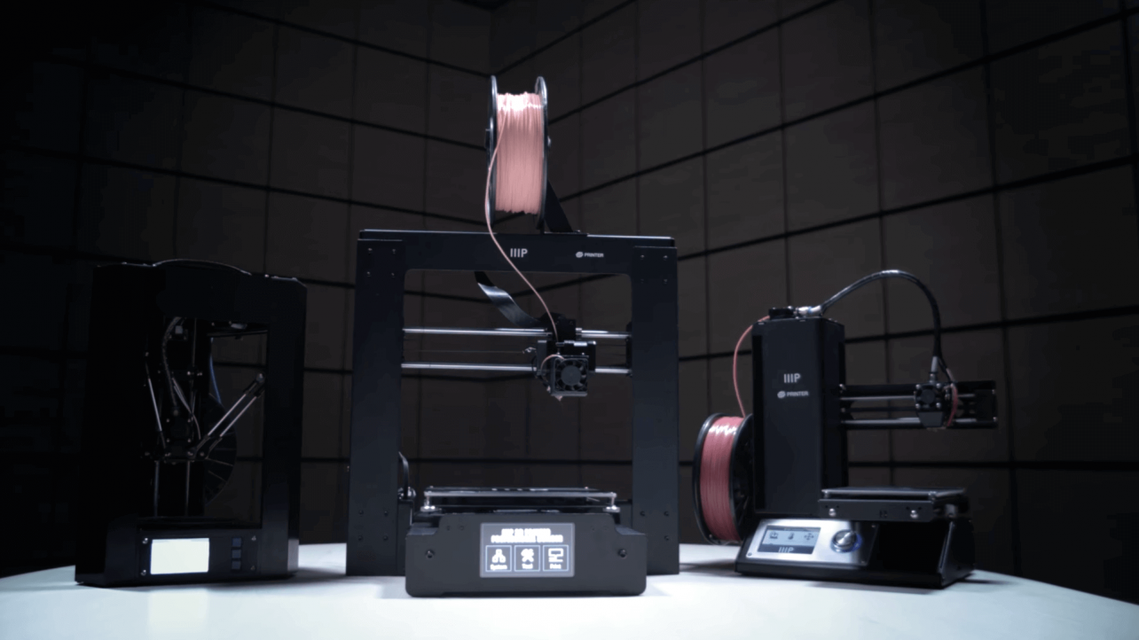 Exciting New Delta, Mini V2 & Select Plus 3D Printers from