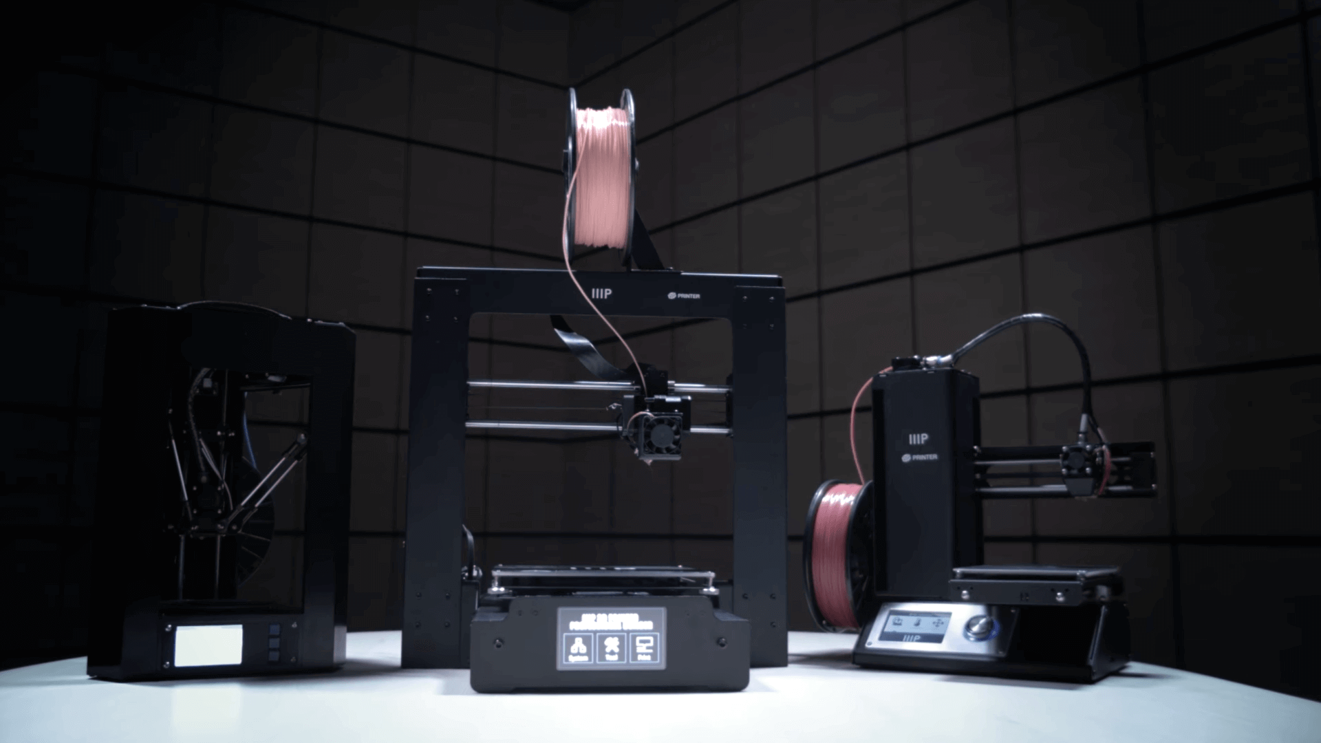 Exciting New Delta, Mini V2 & Select Plus 3D Printers from Monoprice | All3DP