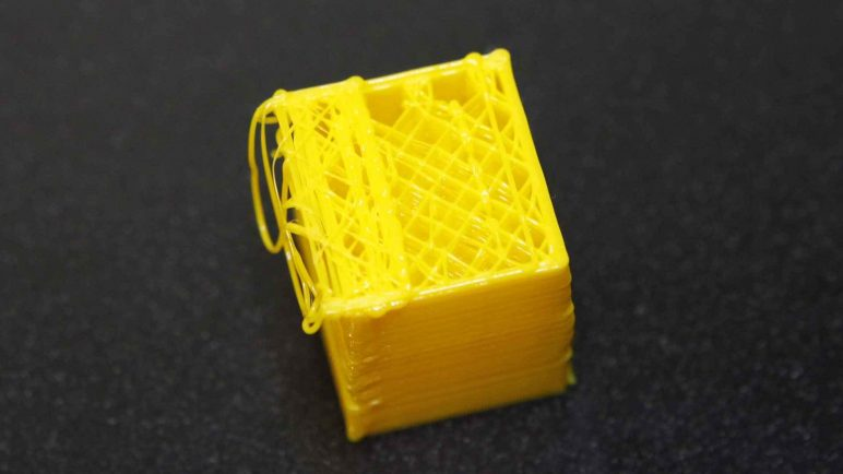 Image of 3D Printing Troubleshooting Common 3D Printing Problems: Layers Don't Line Up Well