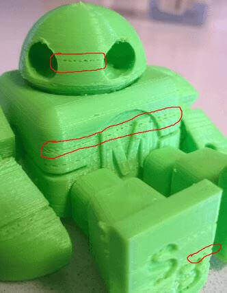 Image of 3D Printing Troubleshooting Common 3D Printing Problems: Some Layers are Missing