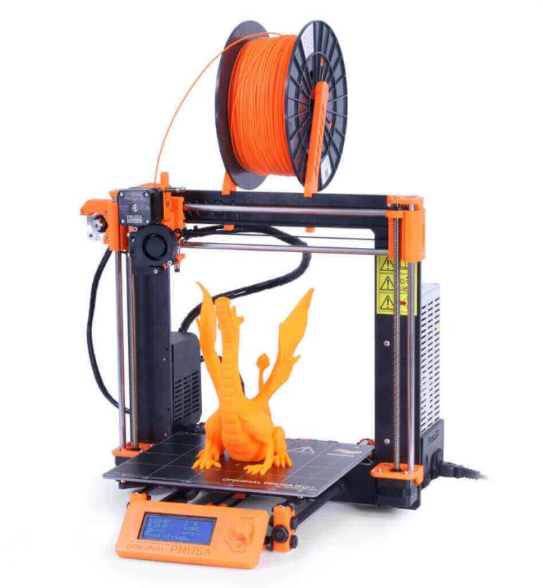 Image of Best Cheap 3D Printer Priced Under $1000: Prusa i3 MK2S