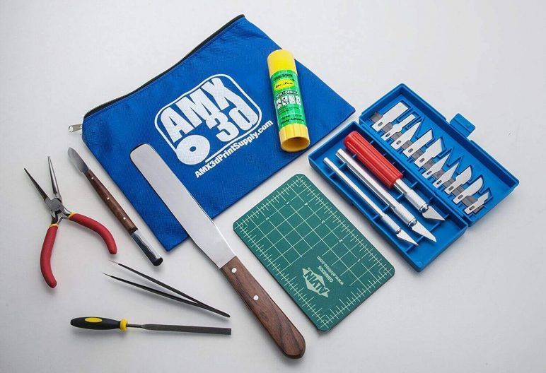 Image of Best 3D Printing Deals On Amazon: 25 Piece 3D Printer Tool Kit