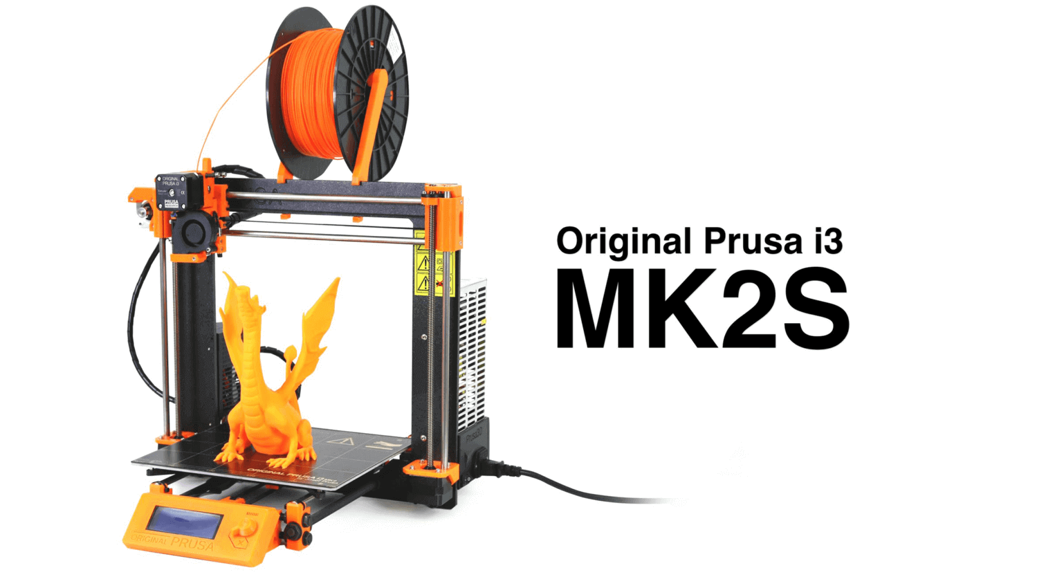 "Upgrade Your Prusa i3 MK2 with the ""MK2S"" Kit 
