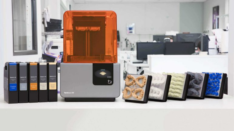 Image of Best 3D Printers for Schools & Education: Formlabs Form 2