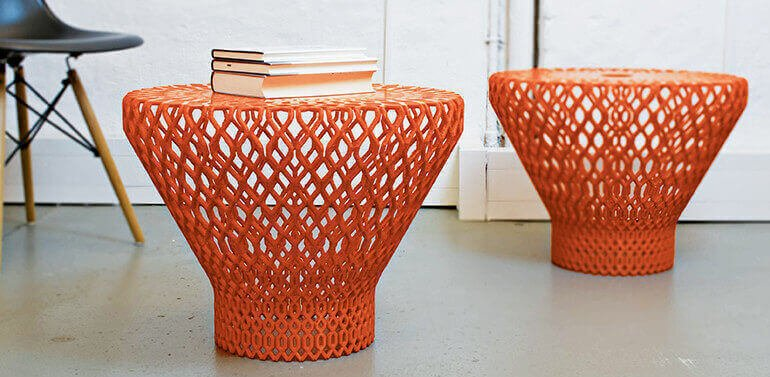 Print the Future Opens 3D Printed Furniture Pop-Up Shop in NYC | All3DP