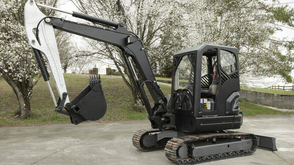 Project AME: Fully Operational Excavator with 3D Printed Parts | All3DP