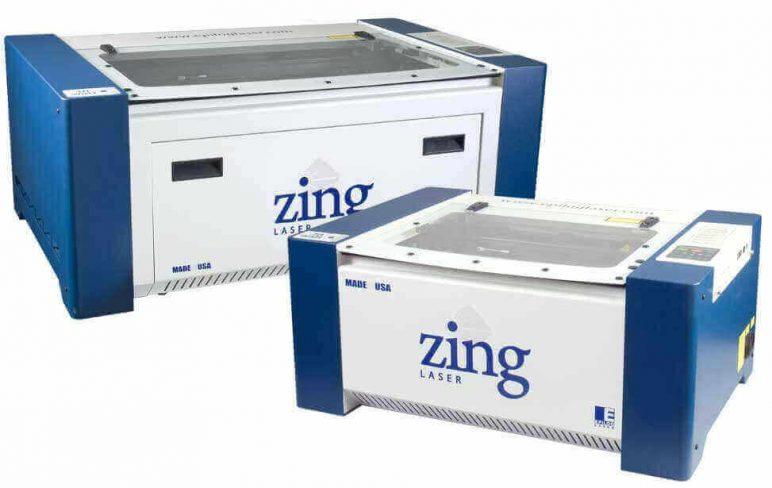 Image of Laser Engraver Guide: Epilog Laser Zing 16