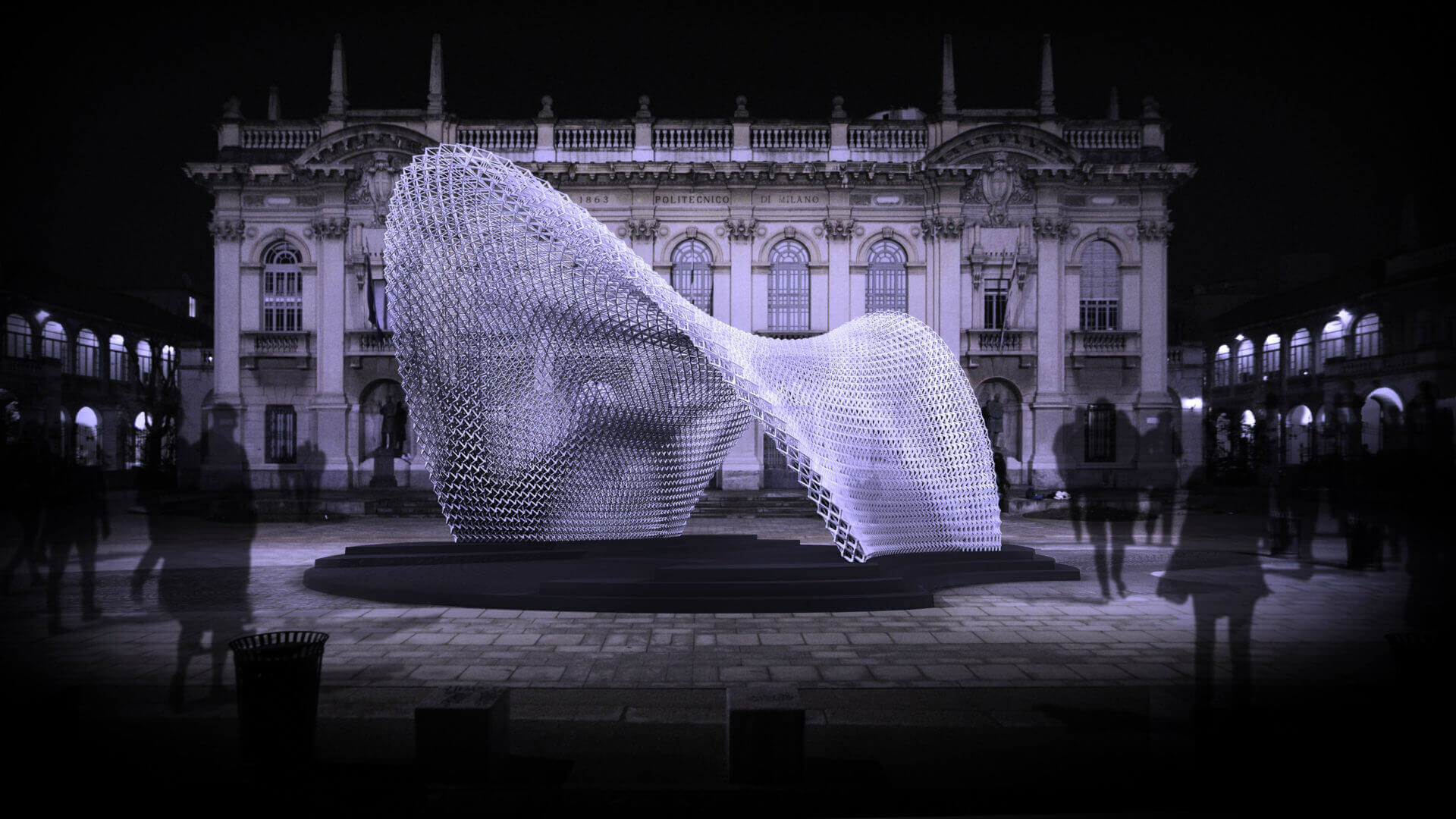 ACTLAB to Display Innovative Structure Printed With Wasp Delta 3D Printers | All3DP