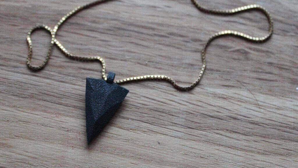 Primal Crafts 3D printed jewelry