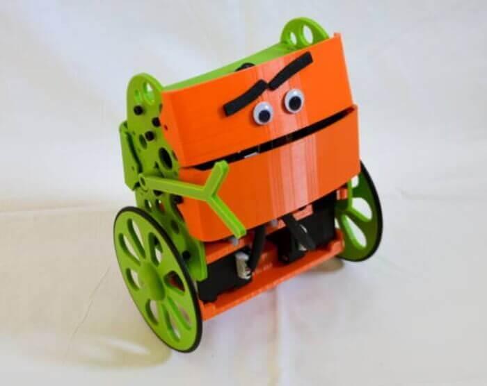 Image of 3D Printed Robot: B-robot EVO